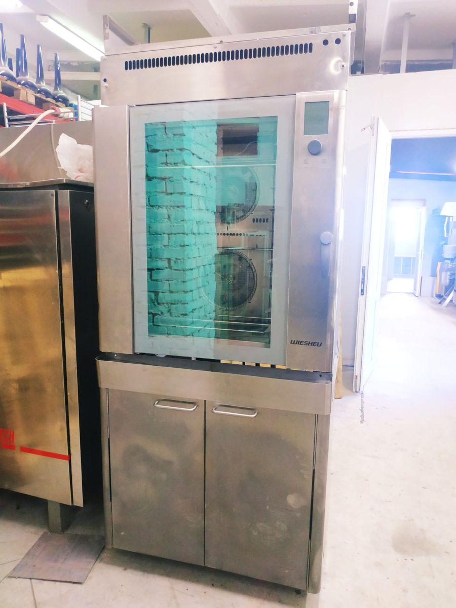 Конвекционная печь Wiesheu