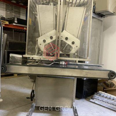 Jeremy Minimax trio 60 Трехбункерная тестоотсадочная машина