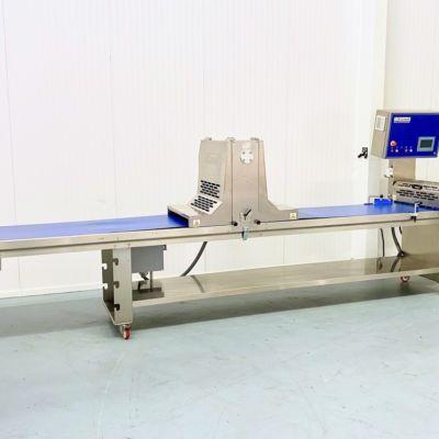Canol make up pastry line Canolino 5.2 тестораскаточная машина
