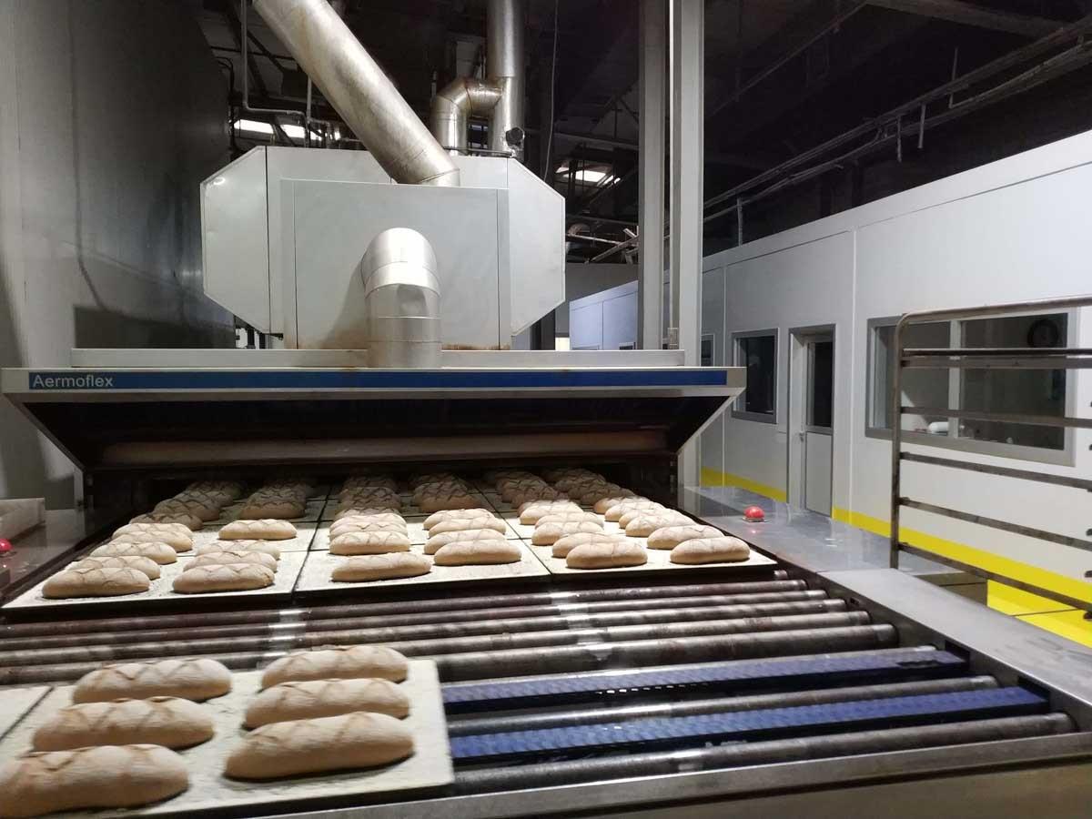 Хлебная линия Rademaker