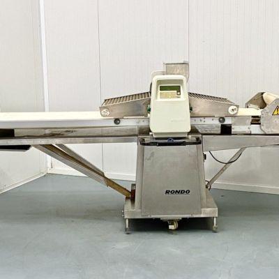 Seewer Rondo Compas 2000 тестораскаточная машина