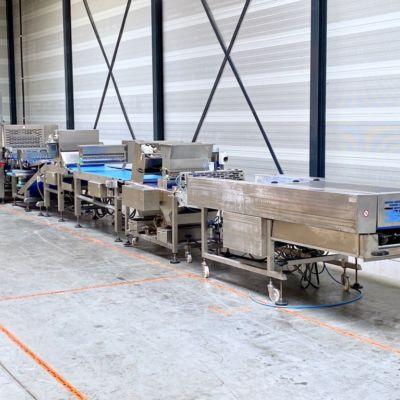 Canol Laminating line тестораскаточная машина