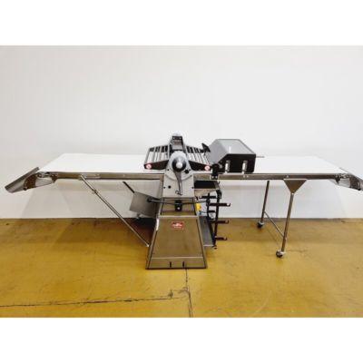 Tестораскаточная машина Fritsch Rollfix 800
