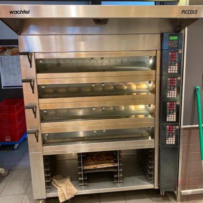Подовая печь Wachtel Piccolo II-4