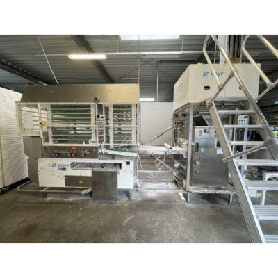 Линия по производству булочек Fortuna KOVI