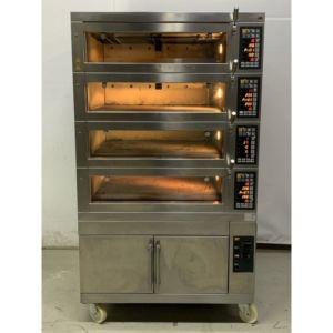 Miwe Condo 0806 ярусная печь