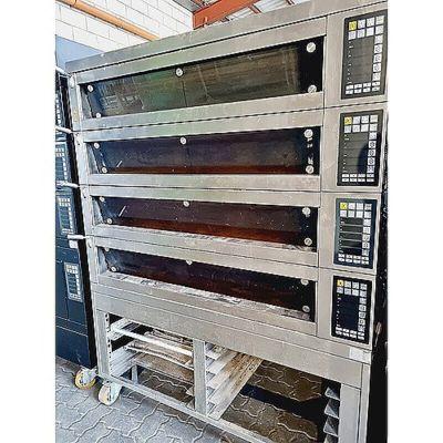Подовая печь Miwe Condo CO.4.1208