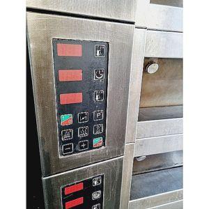 Wachtel Piccolo II-5 подовая печь