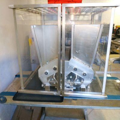 Тестоотсадочная машина  Jeremy minimax duo plus 60c двухбункерная