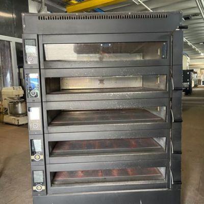 Wiesheu EBO 5-128 подовая печь