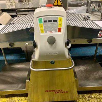 Тестораскаточная машина Rondo Doge SFS 611