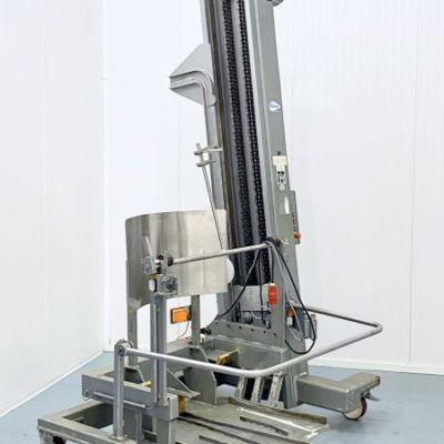 Diosna HK224 дежеопрокидыватель