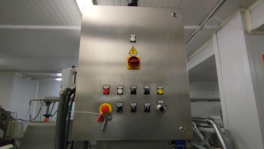 Линия автоматизированного производства изделий из слоеного теста