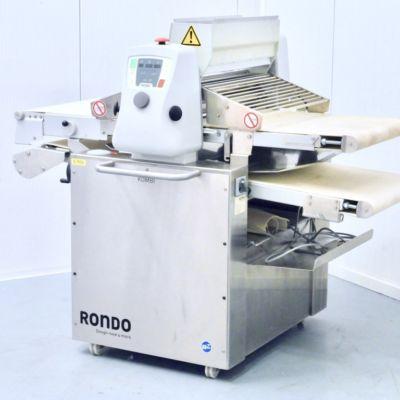Seewer Rondo Kombi 3000 тестораскаточная машина
