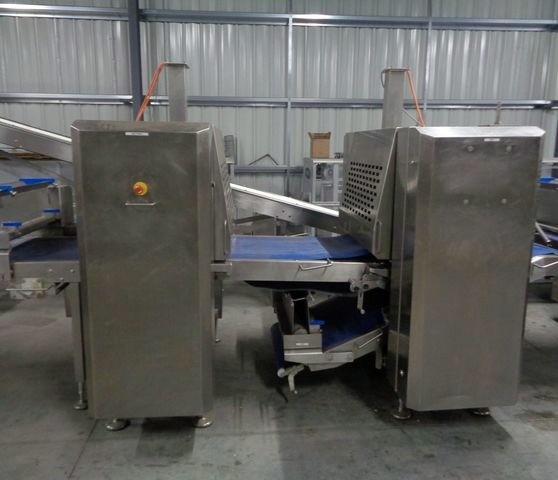 Индустриальная линия для багета / чиабатты RONDO ASTec.D