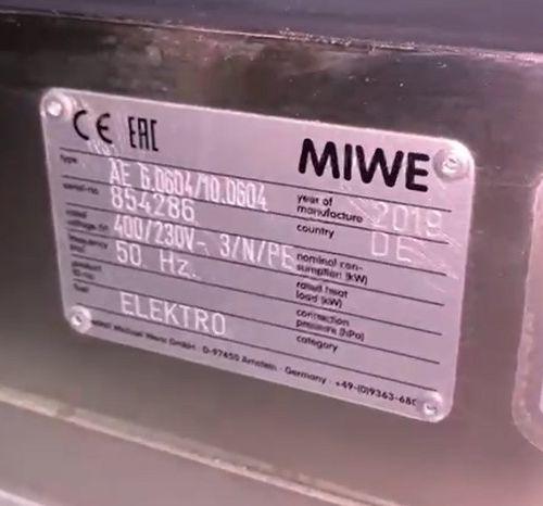 MIWE FBC / AEROMAT печь конвекционная