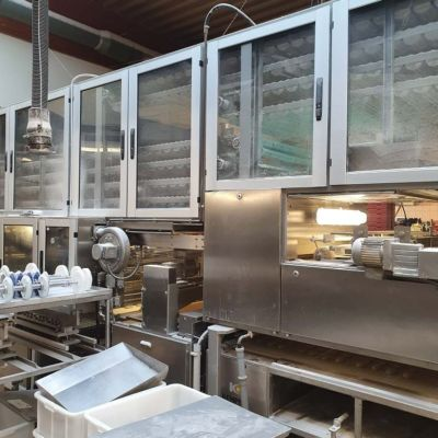 Завод по производству рулетов Kemper Soft Star