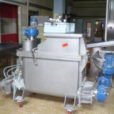 Машина для ламинирования Rijkaart, для датского теста, слоеного теста и теста для круассанов